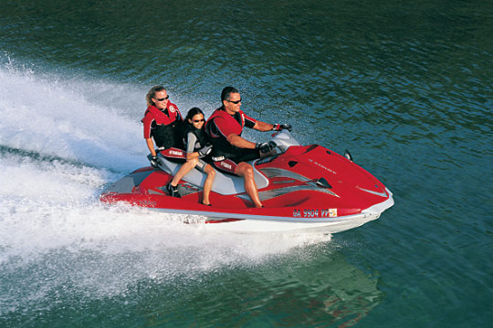 Yamaha Waverunner – 3 person