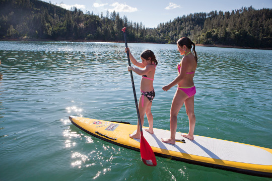 Amplify your fun with a stand up paddle board!