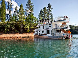 Houseboats Com Luxury Houseboat Rentals In California