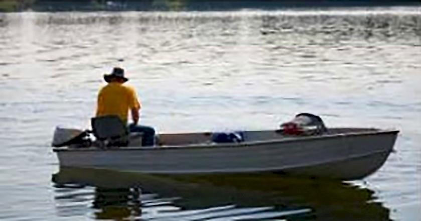 Silverthorn Fishing Boat