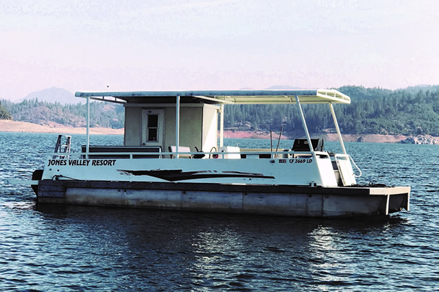 PATIO BOAT - 30'