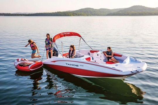 Tahoe Deck Boat 2150